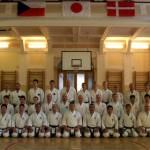 Okinawa karate Praha - seminář 2012