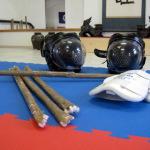 Karate pro děti - chanbara taikai