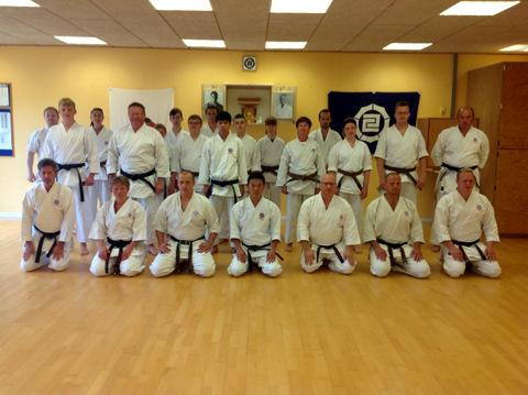Okinawa karate Denmark
