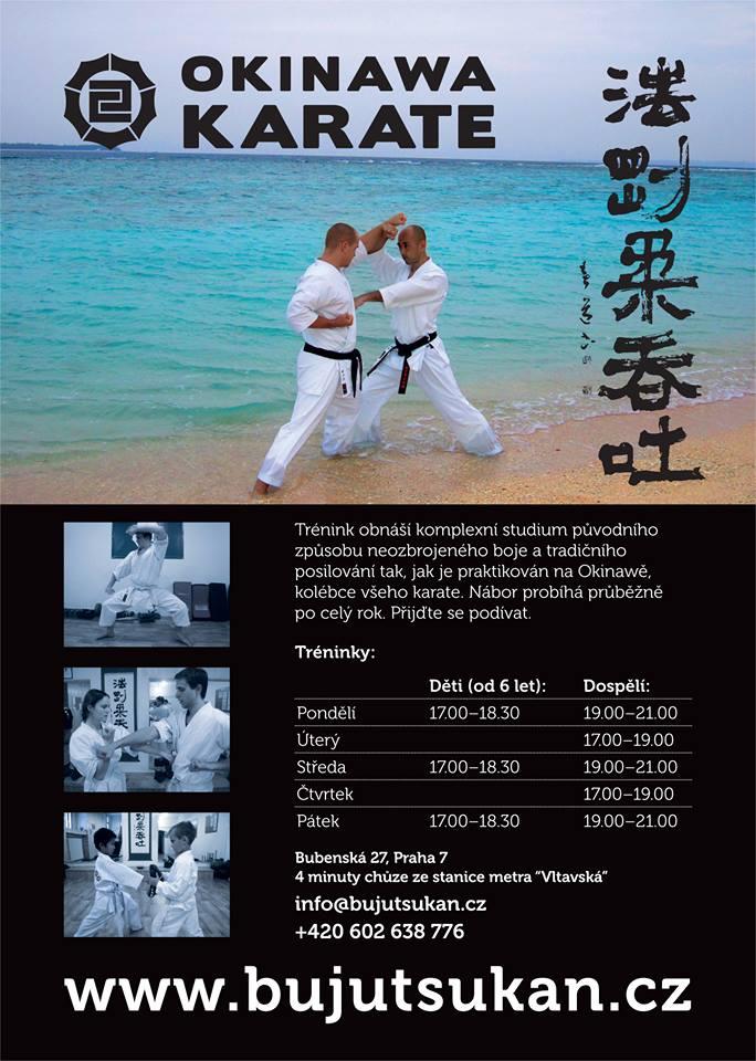 karate praha